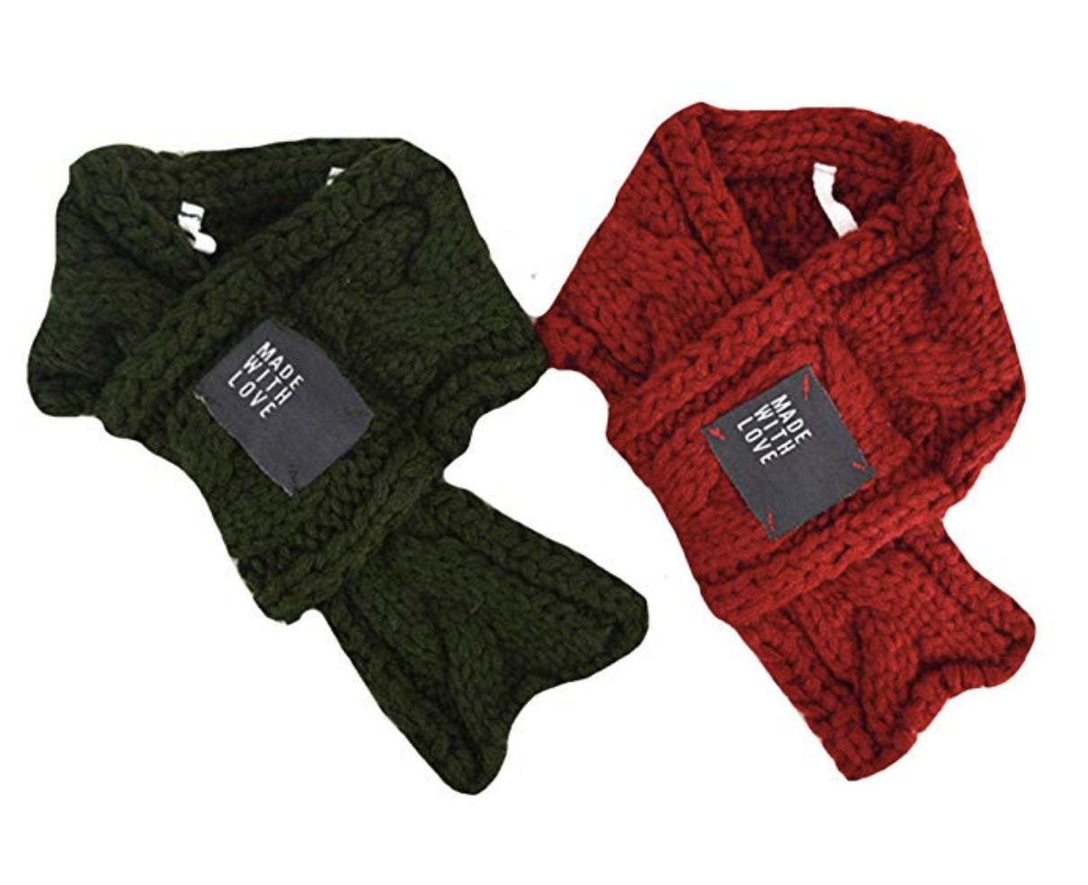 embark dog scarf winter accessories