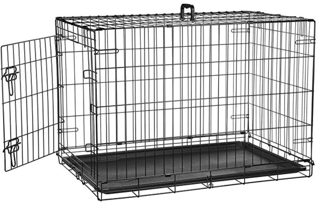 embark dog crate