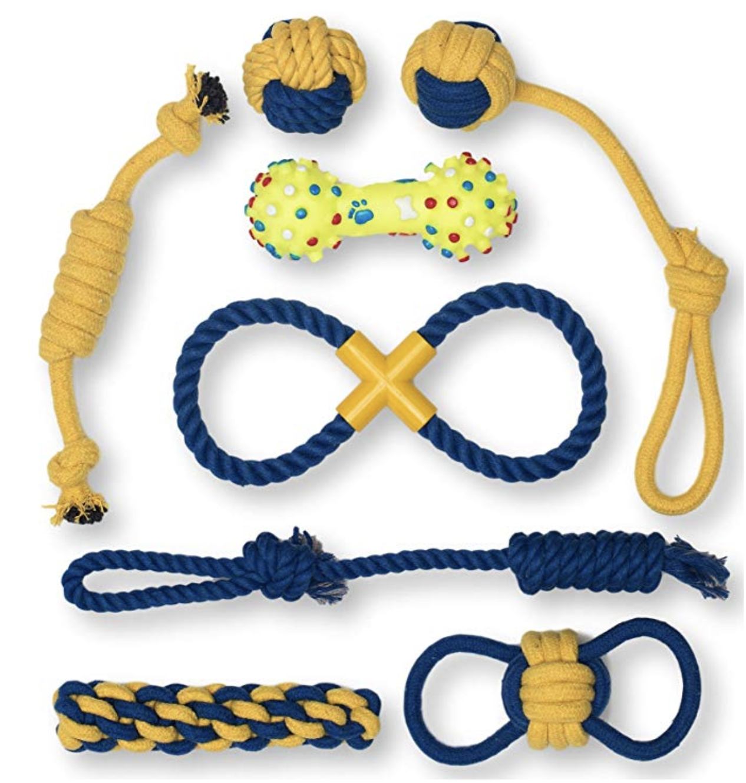 embark puppy toys